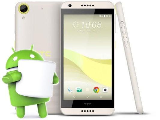 HTC Desire 650 Modes