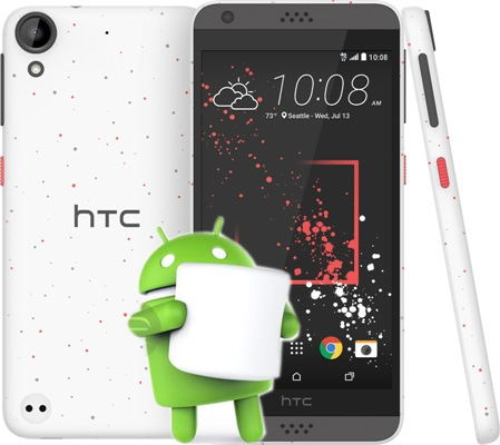 Root HTC Desire 530 Marshmallow Install TWRP