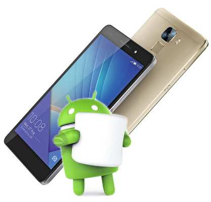 Root Huawei Honor 7 Marshmallow Install TWRP