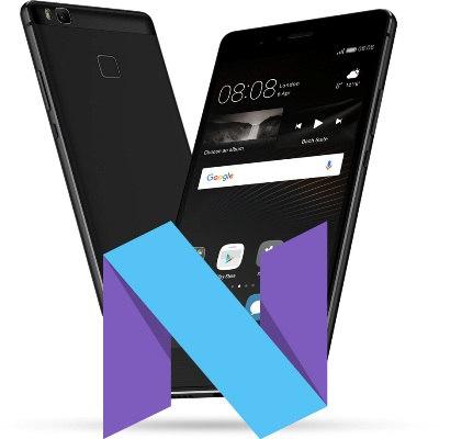 Huawei P9 Lite B304 VNS-L23 Nougat Firmware