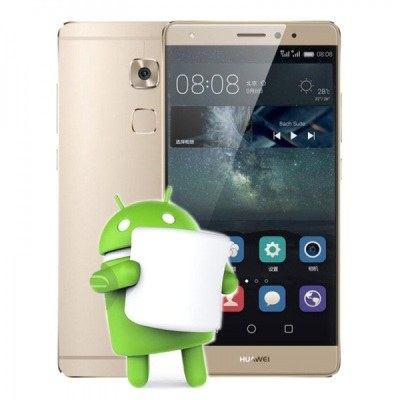 Root Huawei Mate S Marshmallow Install TWRP