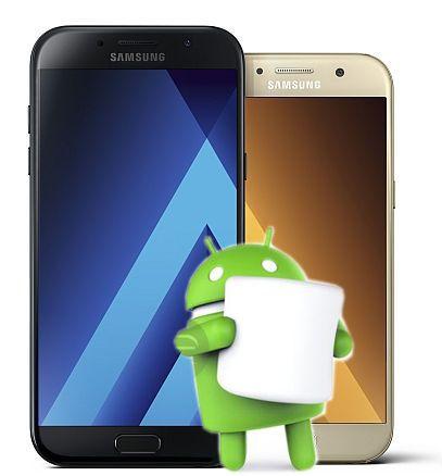 Samsung Galaxy A5 2017 SM-A520F Marshmallow Firmware