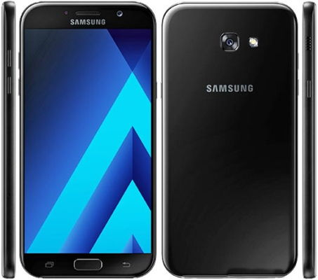 Samsung Galaxy A3 2017 Modes and Respective Keys