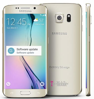 Samsung Galaxy S6 Edge Plus T-Mobile SM-G928T Will Get Nougat Update