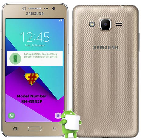 Root Samsung Galaxy Grand Prime Plus SM-G532F Marshmallow