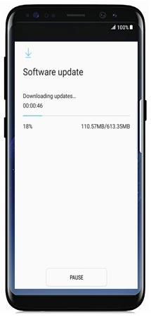 Samsung Galaxy S8 Plus SM-G955F May 2017 OTA