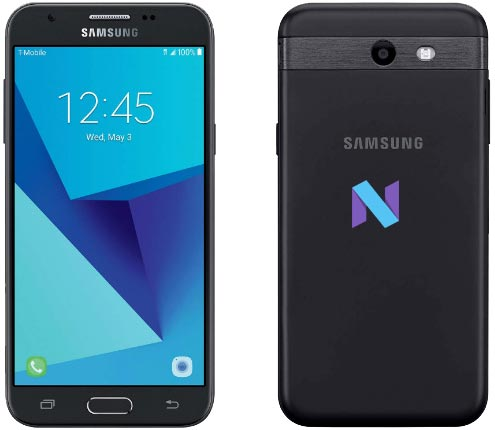 Samsung Galaxy Wide 2 SM-J727S Launched
