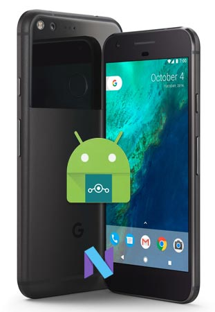 Google Pixel XL Lineage Nougat Unofficial ROM