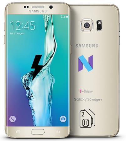 Samsung Galaxy S6 Edge Plus T-Mobile SM-G928T Nougat Firmware