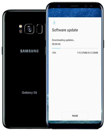 Samsung Galaxy S8 SM-G950F May 2017 OTA