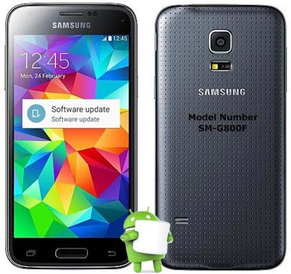 Samsung Galaxy S5 Mini SM-G800F April 2017 OTA