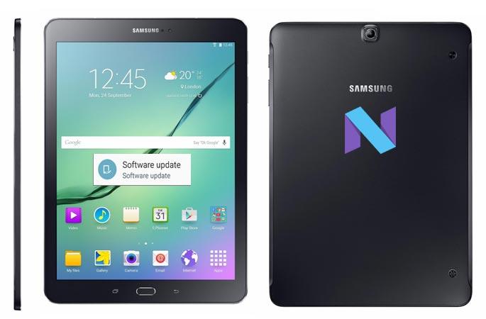 samsung tab s2 sm t819 nougat ota update android infotech rh androidinfotech com Verizon Samsung Flip Phone Manual samsung sm-t819 manual