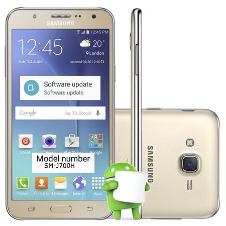 Samsung Galaxy J7 SM-J700H J700HXXU3BQD1 OTA