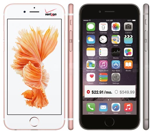 iphone 6 verizon deals iphone 6s verizon june 2017 deal android infotech 15105