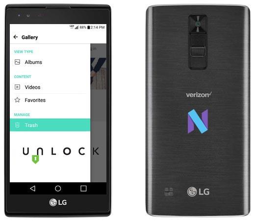 Unlock Bootloader LG K8 USA Devices