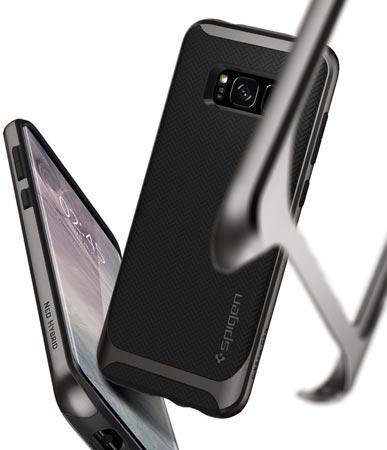 Samsung Galaxy S8 Best Cases Via Amazon