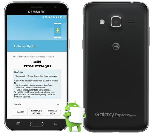 Samsung Galaxy Express Prime Driver Download