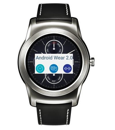 LG Watch Urbane Android Wear 2.0 OTA Firmware