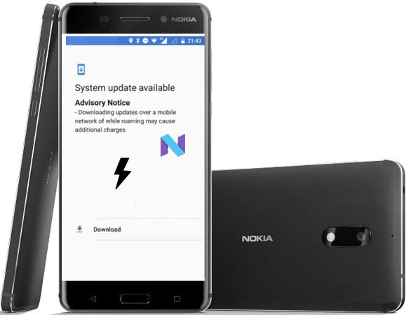 Nokia 6 Nougat 7.1.1 Firmware Update - Android Infotech