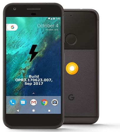 Google Pixel OPR3.170623.007 Oreo 8.0