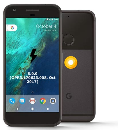 Google Pixel OPR3.170623.008 Oreo 8.0