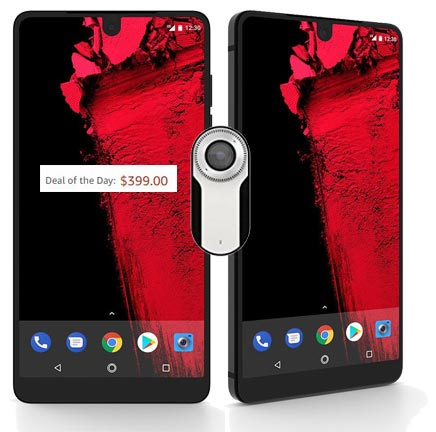 Essential PH-1 Cyber Monday 2017 Deal Free 360 Camera For $400