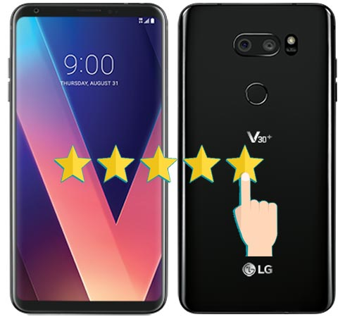 LG V30 Plus Quick Review-Good High-End Phone