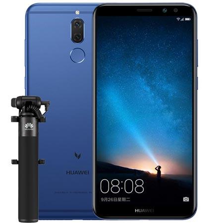 Huawei Mate 10 Lite Aurora Blue Launched China For Yuan 2499