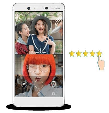 Nokia 7 Review-Decent Memory size