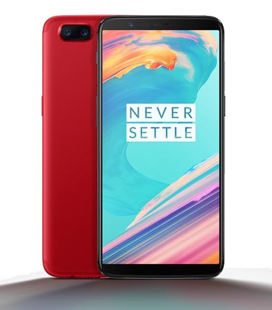 OnePlus 5T Lava Red Launched China For Yuan 2999