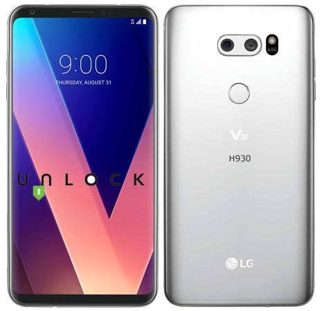 Unlock Bootloader LG V30 H930 Devices