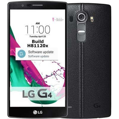 LG G4 T-Mobile H811 December 2017 OTA H81120x Update