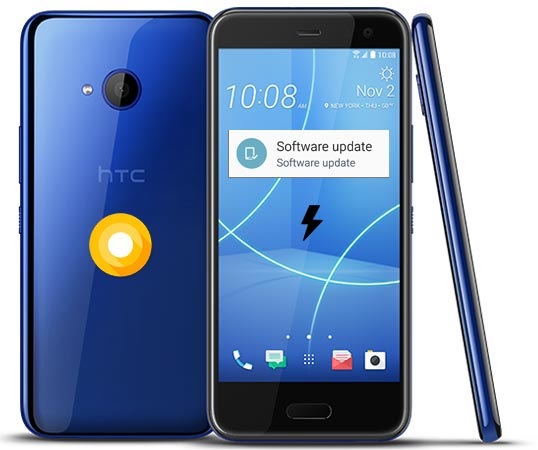 HTC U11 Life Oreo Firmware Download