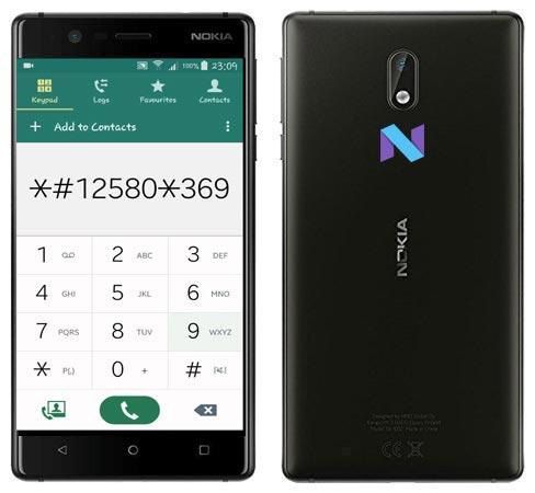 Nokia 3 Codes-Useful Checking Secret Codes