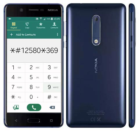 Nokia 5 Codes-Useful Checking Secret Codes