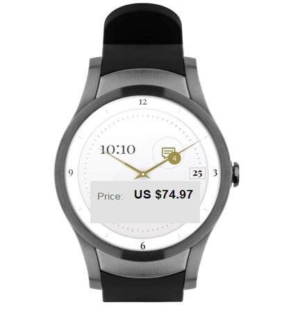 Verizon Wear24 Year End 2017 Deal For $75