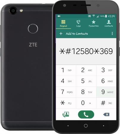 ZTE Blade A6 Codes-Useful Checking Secret Codes