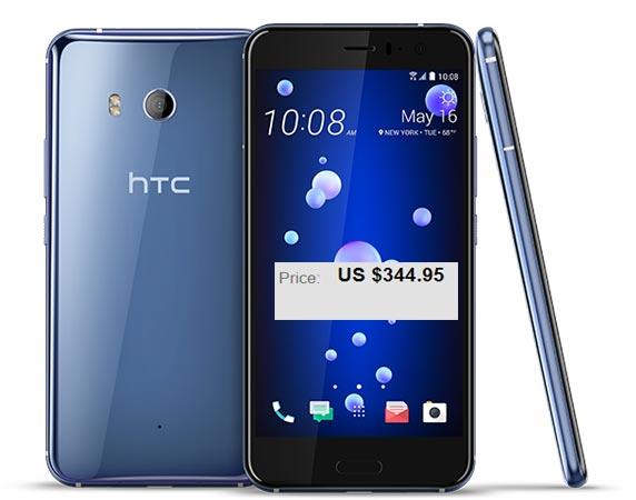 HTC U11 eBay Deal For USD 345