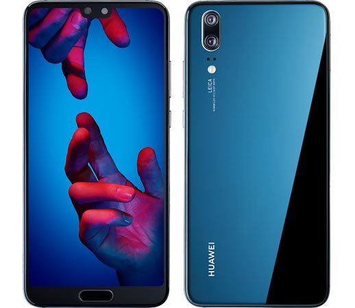 Huawei P20 Pre-Order UK GBP 600 Free Bose HeadPhone With Carrier Selection