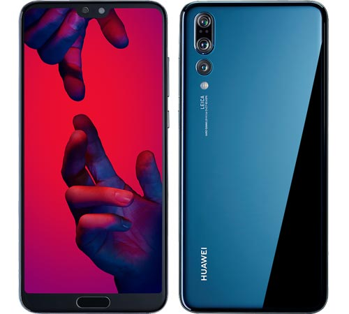 Huawei P20 Pro Pre-Order UK GBP 800 Free Bose HeadPhone With Carrier Selection