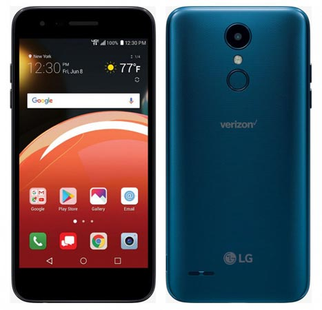 LG Zone 4 Verizon Launched US For USD 115