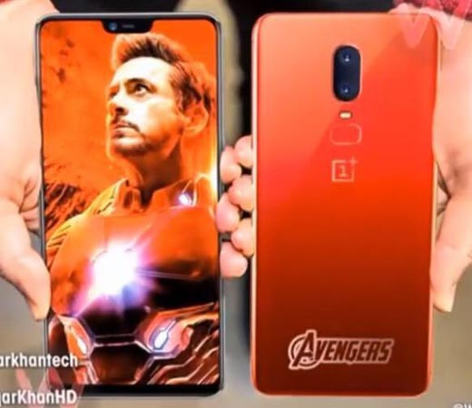 OnePlus 6 Avengers Edition and Specifications Also Leaked