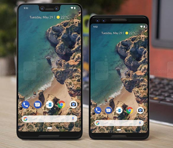 Google Pixel 3 Pixel 3 XL Leaked Concept Renders Explore Idea About the Design