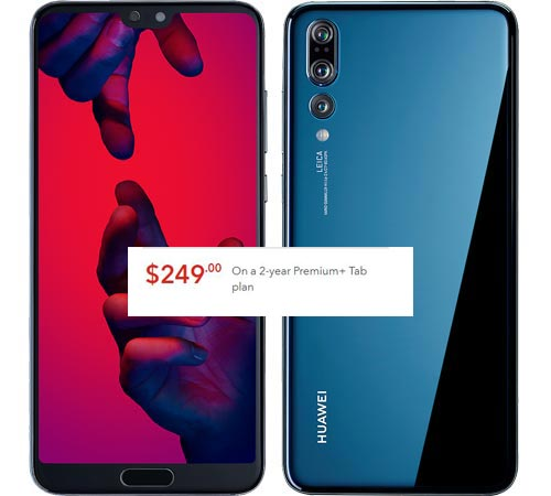 Huawei P20 Pro Pre-Order Rogers Canada Deal CAD 249