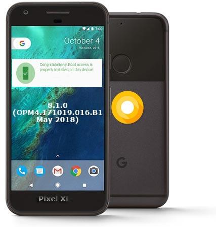 Root Google Pixel Xl Oreo 8 1 Opm4 171019 016 B1 Install