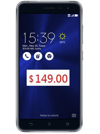 ASUS ZenFone 3 Official Deal US Region USD 150