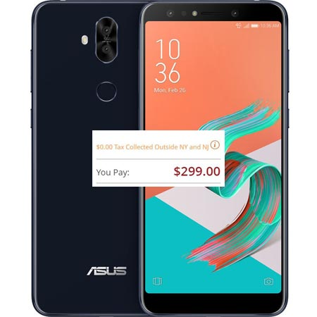 ASUS ZenFone 5Q Available US Region USD 299