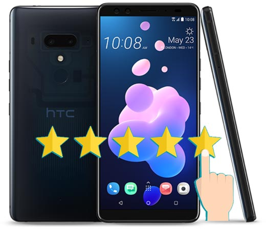 HTC U12 Plus Quick Review-Failed to Impress