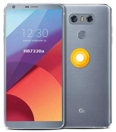 LG G6 T-Mobile USA Oreo OTA Official Update