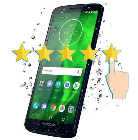 Moto G6 Quick Review-Budget Premium Phone